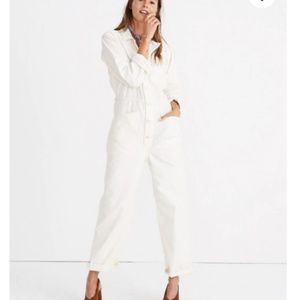 NEW MADEWELL x As Ever Coveralls Jumpsuit X-LARGE!